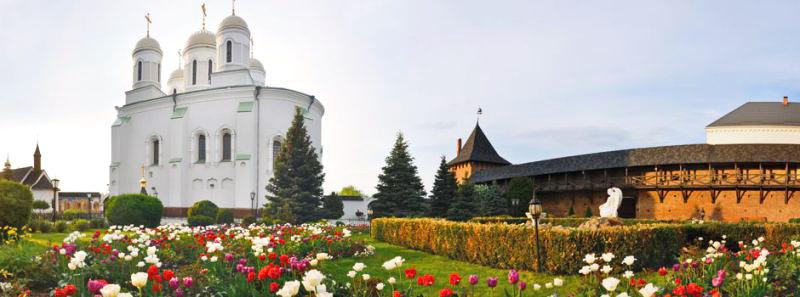 Подпись Зимненский монастырь