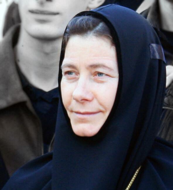 Матушка Стефана, игумения Зимненского монастыря
