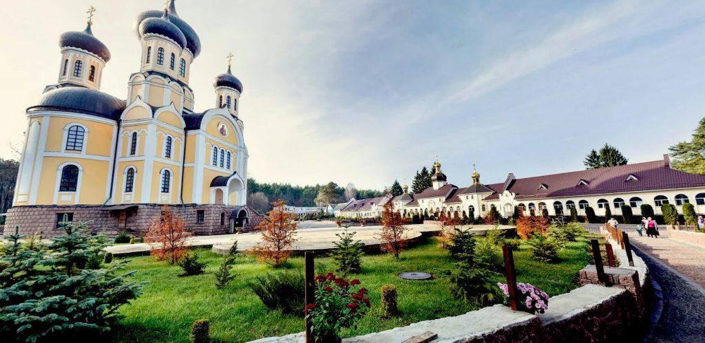 Анастасиевский монастырь, Житомир