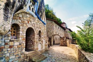 Скальный монастырь